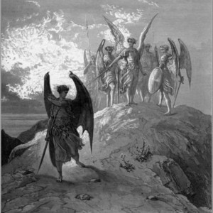 Image from John Milton's Paradise Lost