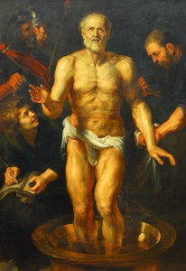 Peter Paul Rubens - The Dying Seneca