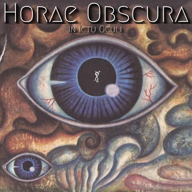HO XXV in ictu oculi cover