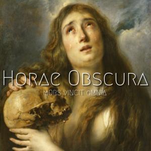 Horae Obscura XXXIII - Mors vincit omnia - cover