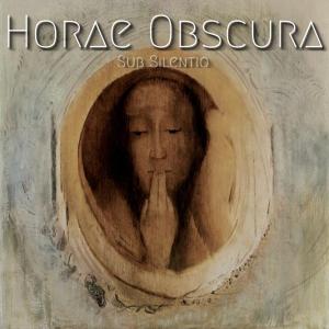 Horae Obscura XXXVI - Sub Silentio - cover