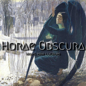 Horae Obscura XLVII - mors mihi lucrum cover