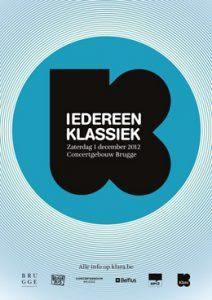 Klara's Iedereen KLassiek 2012